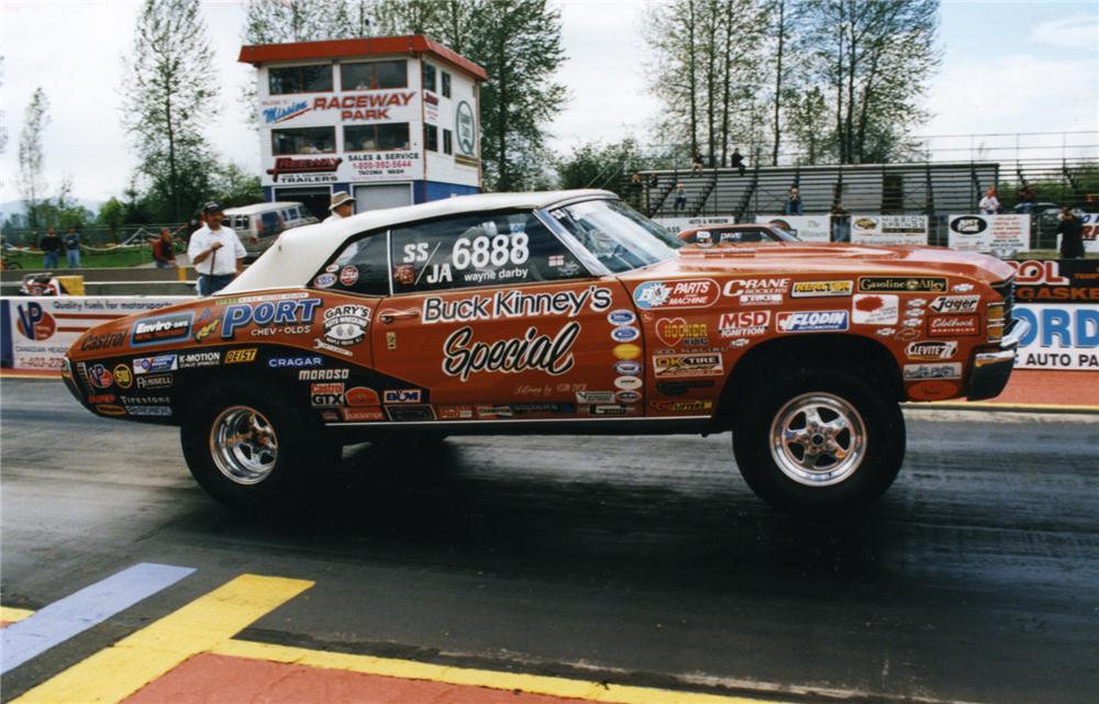"Darby Motorsports Racing – The ""Buck Kinney"" Story"