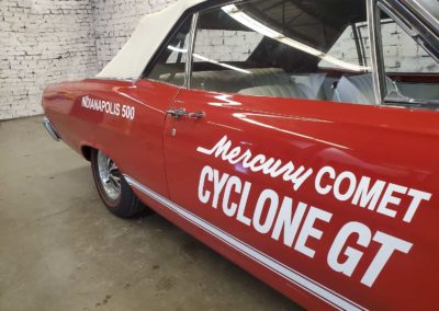 Comet Cyclone GT