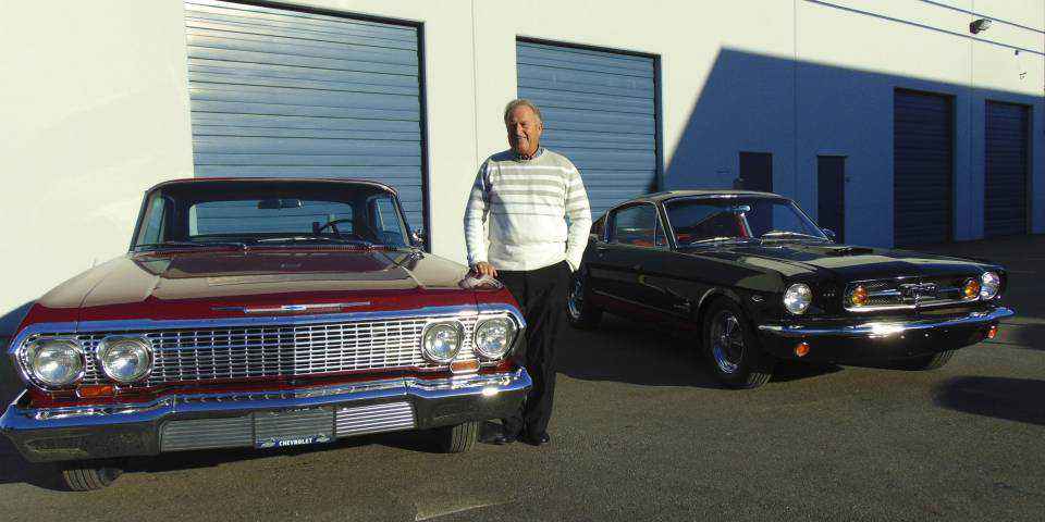 Selling our classic vehicles south – from Canada's Wayne Darby, with love
