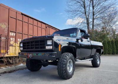 1980 GMC 1/2 ton