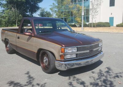 1989 Chevy Pickup Truck